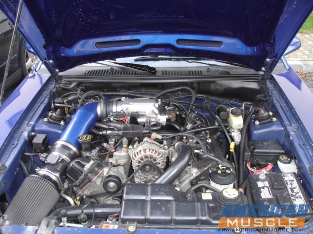 Why Do I Need A Cold Air Intake For My Mustang Americanmuscle Com