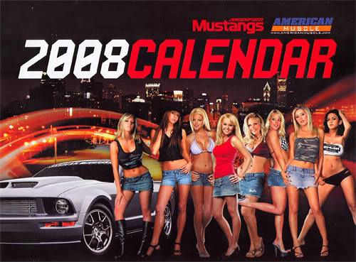 2008 calendar