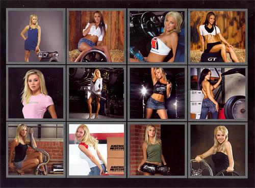 2008 calendar girls
