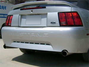 V6 Mustang Exhaust