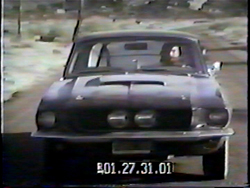 Jim Morrisons 1967 Shelby