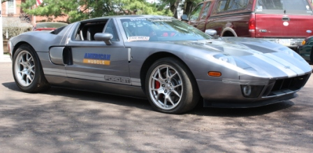 Eric Swarrs Ford GT Supercar