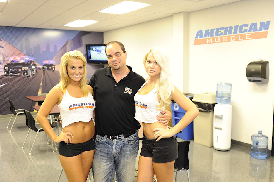 AmericanMuscle.com 2012 AMGirls Calendar