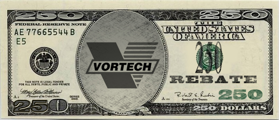 Vortech Superchargers Rebate