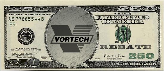Vortech Superchargers Rebate