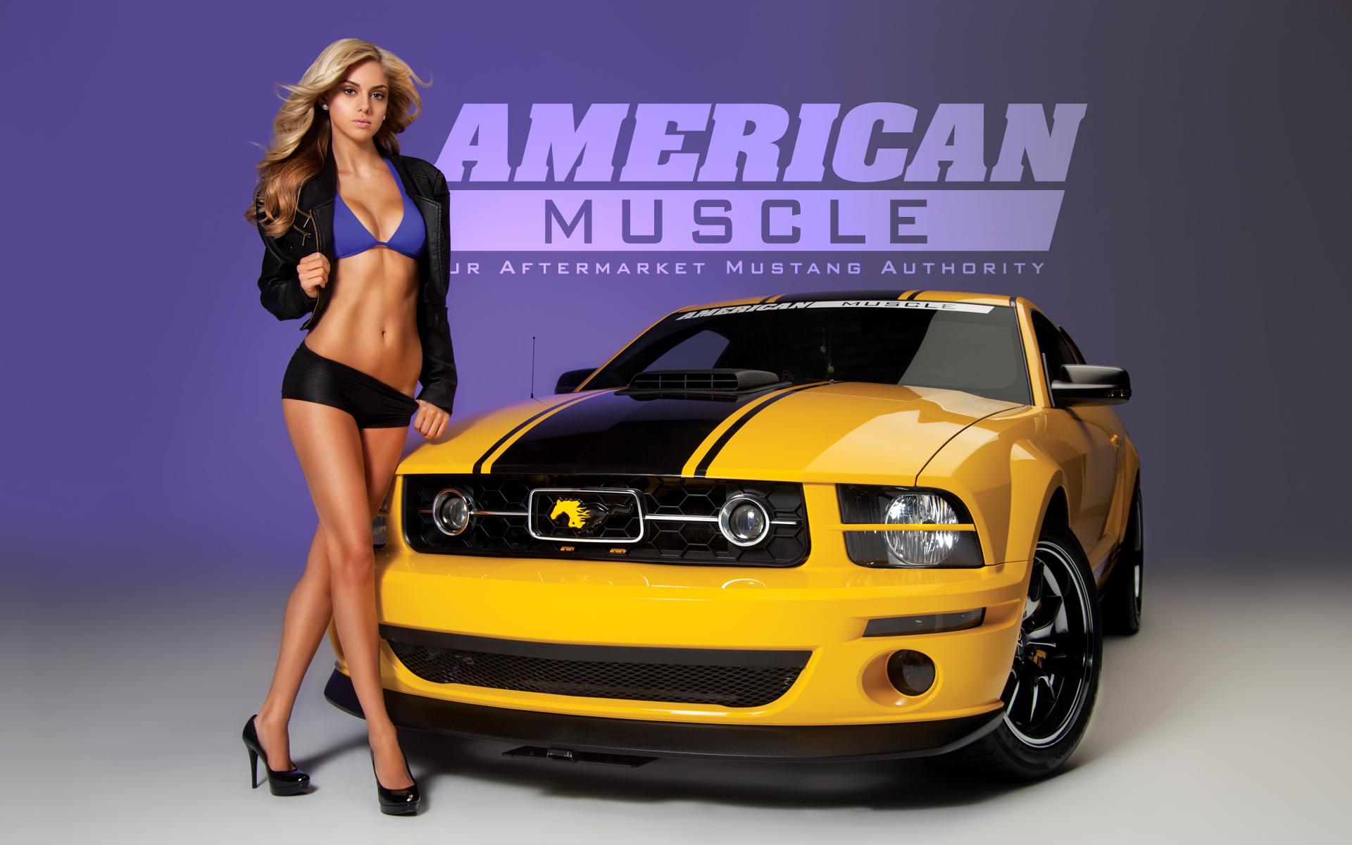 american muscle calendar girls Car Tuning