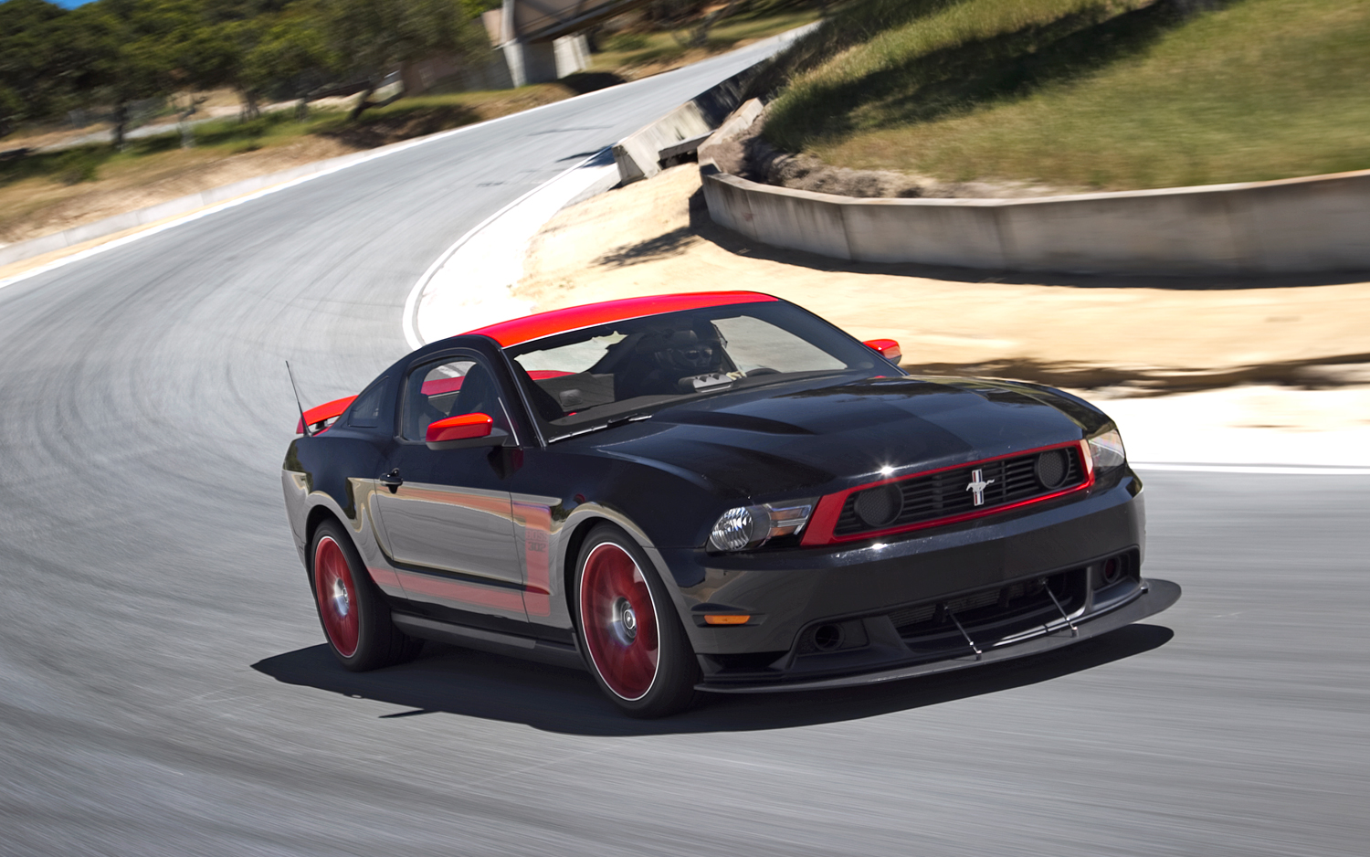 News Say Goodbye To The Boss 302 Ford Mustang Americanmuscle Com Blog
