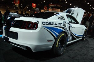 2013 Ford Racing Twin-Turbo Cobra Jet Concept