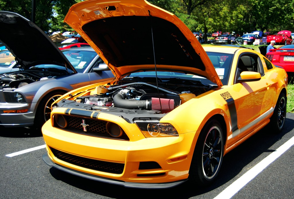 BOSS 302 Mustang