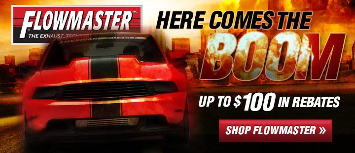 Flowmaster AmericanMuscle Rebate