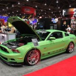Vortech Booth 2012 SEMA Winner