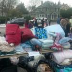 Hurricane Sandy relief effort AmericanMuscle