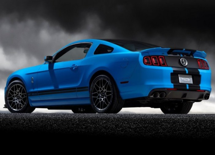 GT500 Shelby Ford Mustang