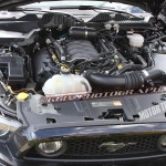 2015 Mustang Engine