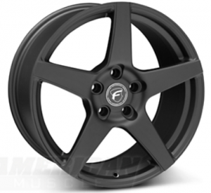Forgestar Mustang Wheel CF5 Matte Black