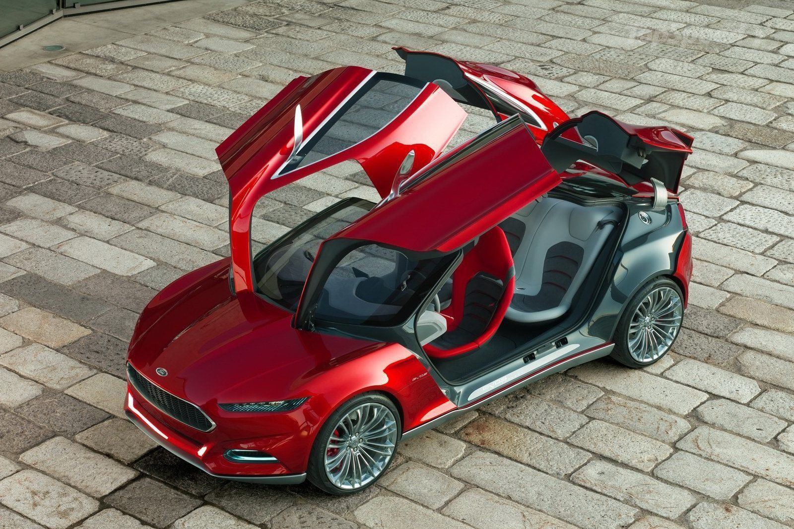 Mustang concept car 2015