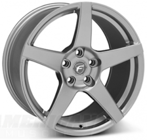 Forgestar Mustang Wheels Gunmetal CF5