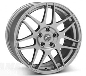 Forgestar Mustang Wheels F14 Gunmetal