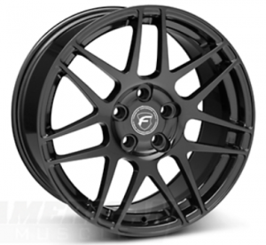 Forgestar Mustang Wheels F14 Gloss Black