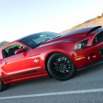 New 2013 wide-body Kit on Shelby GT500 Super Snake
