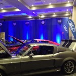Ford Mustangs on Display at 2013 Philadelphia Auto Show