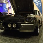 Ford Mustang Eleanor Edition at Philadelphia Auto Show