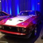 Classic Ford Mustang at the Philadelphia Auto Show