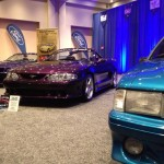 Mustang Exibit at 2013 Philly Auto Convention