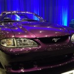 Ford Mustang at the Philadelphia Auto Show