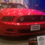 2013 Philadelphia Auto Show 2014 Mustang
