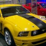 2013 Philadelphia Auto Show Boss 302 Mustang