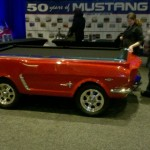 Ford Mustang Pool Table Philadelphia Auto Show 2013
