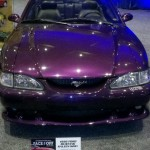 Mustang Saleen at 2013 Philadelphia Auto Show