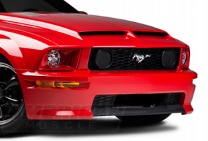 Boss Fog Light Delete Kit By MMD for Fod Mustang