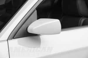 Ford Mustang Retro Mirrors Pre-painted By MMD