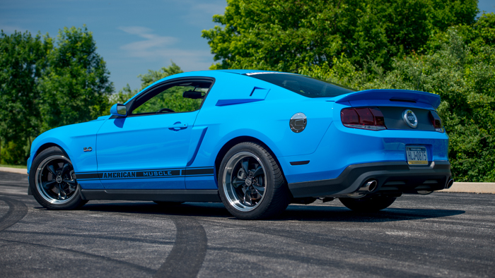 2010 ford mustang mods - Mustang modification ...