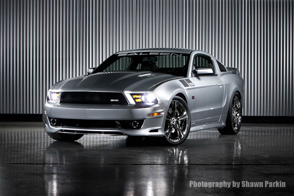 Saleen Black Label Model Ford Mustang - 302