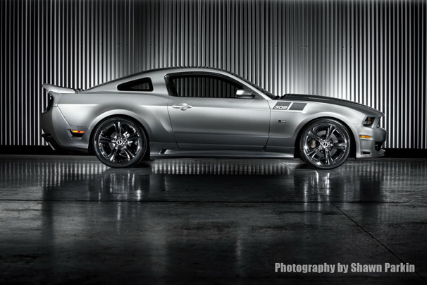 2014 Saleen Mustang - Black Label 302 Edition