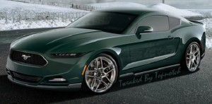 2015 Mustang Redesign Photo