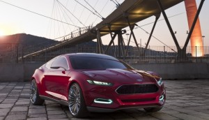 European Designed Evos Is Basis For 2015 Mustang