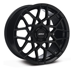Gloss Black Shelby GT500 Ford Mustang Wheels
