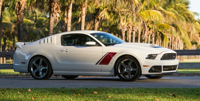 New 2014 Roush Stage 3 Ford Mustang