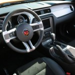 2014 Ford Mustang Saleen 351 Interior