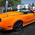 2014 Ford Mustang Saleen 351 Convertible