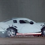 2015 Mustang Spy Shot by Jim Dunne