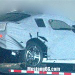 Edited 2015 Ford Mustang Prototype - No Motor