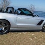 2014 Convertible Stage 3 Roush Ford Mustang
