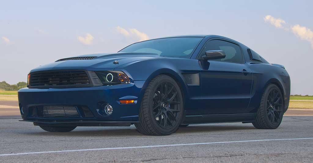 Glenn Cope II - 2011 V6 Mustang