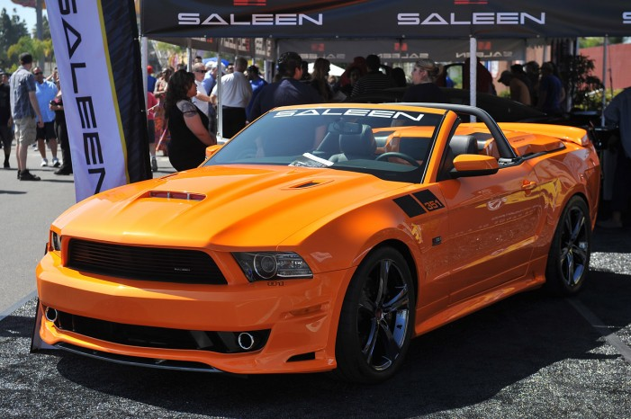 2014 Ford Mustang Saleen 351X Convertible