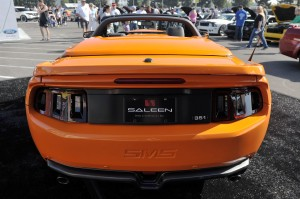 2014 Ford Mustang Saleen 351 Mustang Rear